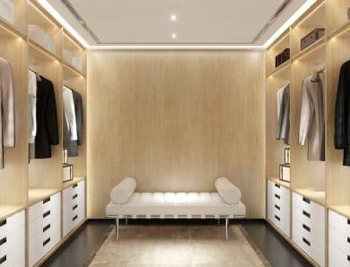 Giyinme Odası Modelleri ve Çeşitleri