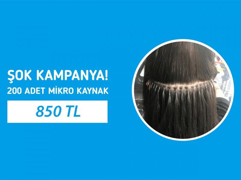 Dayanıklı Mikro Saç Telleri