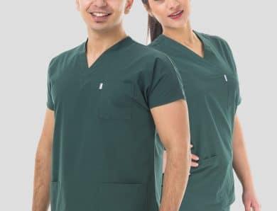 Rahat Konforlu Hemşire ve Doktor Forması