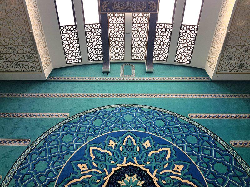 Türkiye'nin Kurumsal Cami Halı Firması